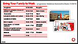 """Bring Your Family to Work"" in Vodafone a Busto Arsizio"