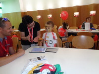 "24/05/2019 ""Bring Your Family to Work"", Vodafone, Varese"