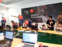 "31/05/2019 ""Bring Your Family to Work"", Vodafone, Busto Arsizio (VA)"